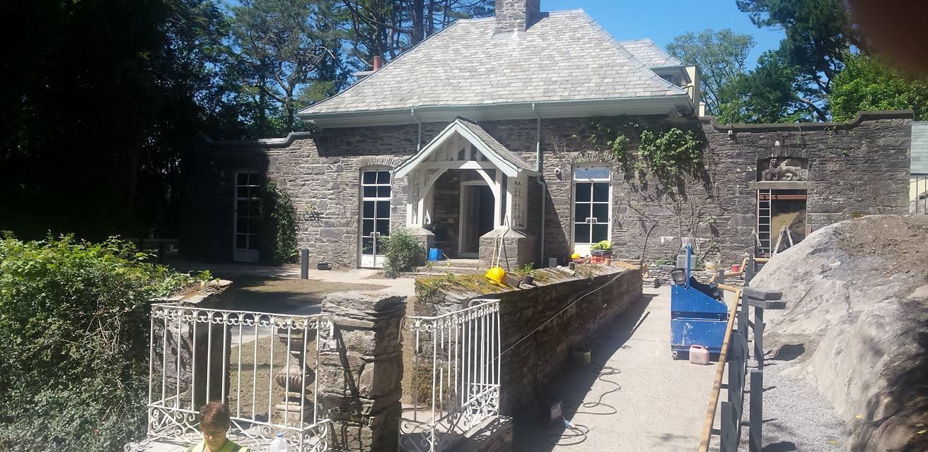Bryce House, Garnish Island