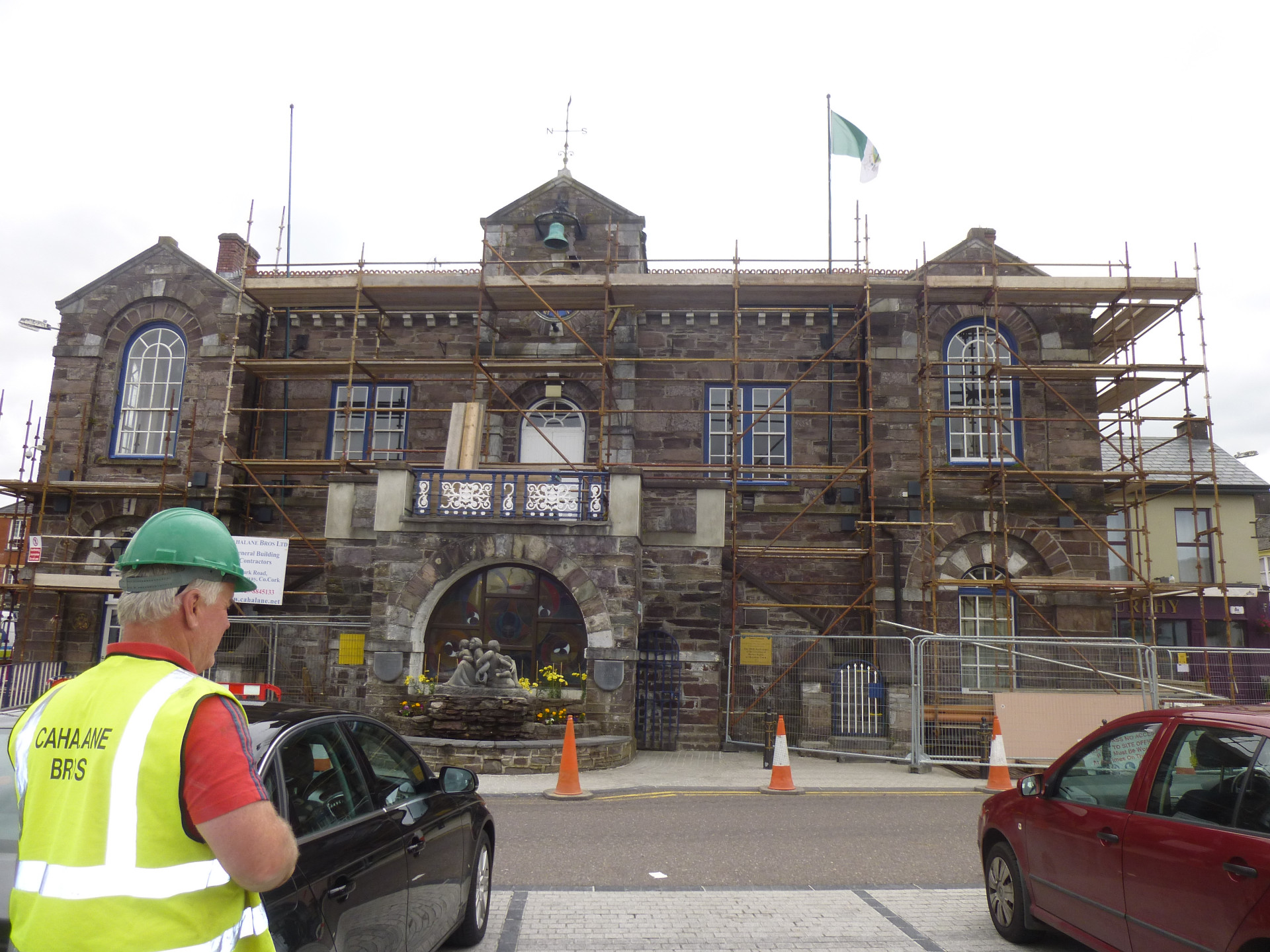 Macroom Town Hall Reroofing Works